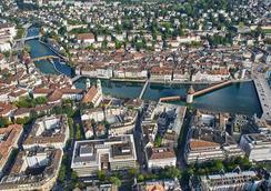 Hotel Central Luzern - Lucerne - Outdoor view