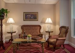 The Monterey Hotel - Monterey - Lounge