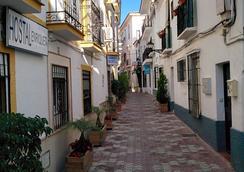 Hostal Enriqueta - Marbella - Outdoor view