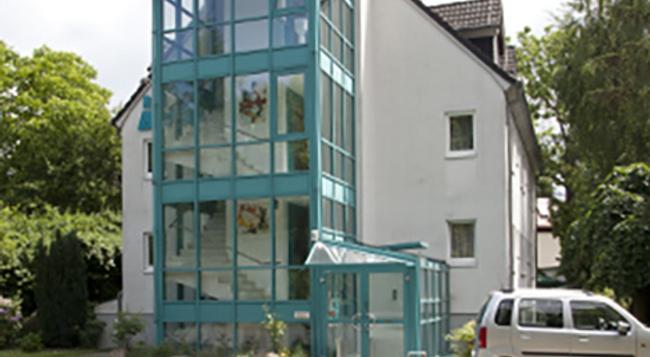 Solitaire Hotel & Boardinghouse - Berlin - Building