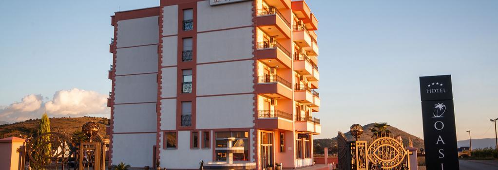 Hotel Oasis - Podgorica - Building