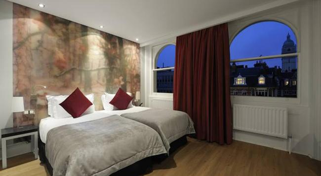 The Queen's Gate Hotel - London - Bedroom