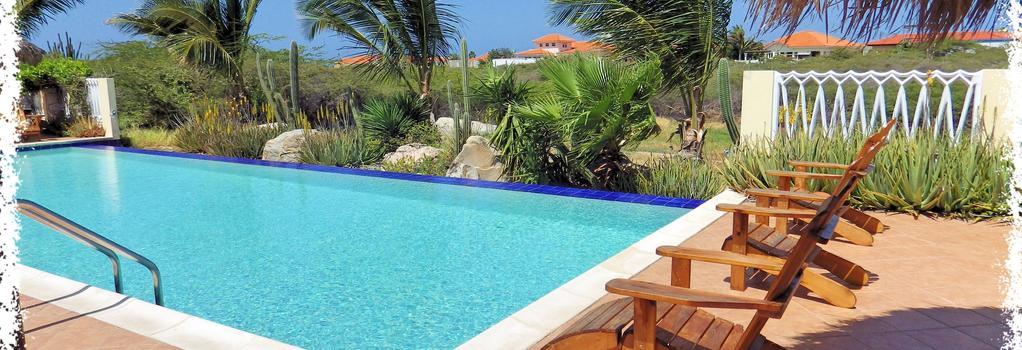 Aruba Cunucu Residence - Palm Beach - Pool