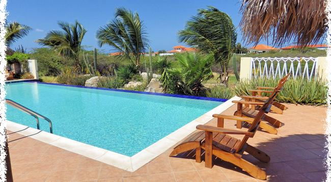 Aruba Cunucu Residence - Palm Beach - Pool