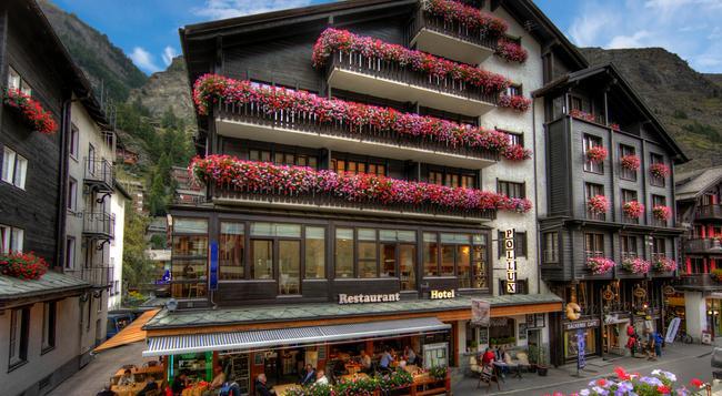 The Pollux - Zermatt - Building