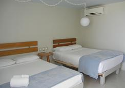 Hotel Rocamar - Isla Mujeres - Bedroom