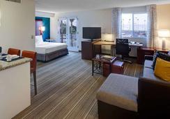 Residence Inn by Marriott San Diego Downtown - San Diego - Bedroom
