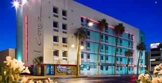 El Cortez Hotel and Casino - Las Vegas - Building