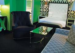 El Cortez Hotel & Casino - Las Vegas - Bedroom
