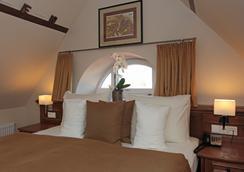 Romantik Hotel Scheelehof - Stralsund - Bedroom