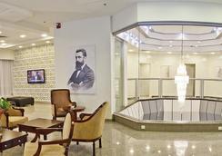 Theodor Hotel - Haifa - Lobby