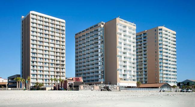 Sands Ocean Club Resort - Myrtle Beach - Building