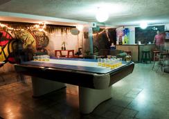 La Hamaca Hostel - San Pedro Sula - Bar