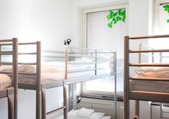 Acco Hostel - Stockholm - Bedroom