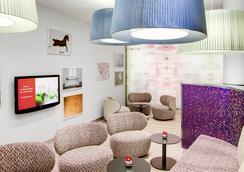 Intercityhotel Wien - Vienna - Lobby