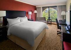 Boston Marriott Long Wharf - Boston - Bedroom