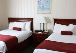 Grand Royale Hotel - Binghamton - Bedroom