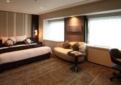 Crowne Plaza Ana Fukuoka - Fukuoka - Bedroom