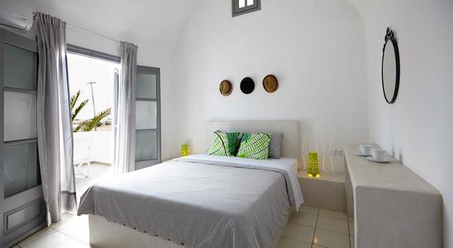 Fenix Hotel - Thera - Bedroom