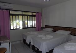 Pousada Damasco - Brasília - Bedroom