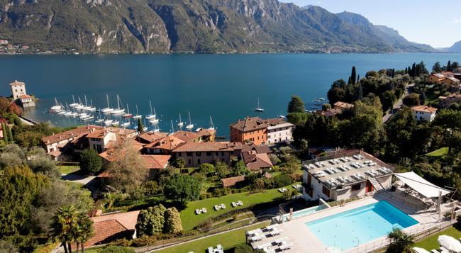 Hotel Belvedere - Bellagio - Outdoor view