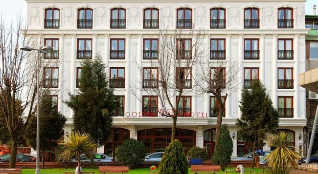 Deluxe Golden Horn Sultanahmet Hotel - Istanbul - Building