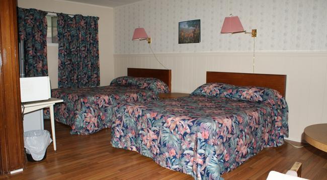 Regent Motel - Saint John - Bedroom