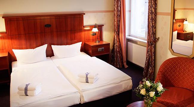 Hotel Altberlin Am Potsdamer Platz - Berlin - Bedroom