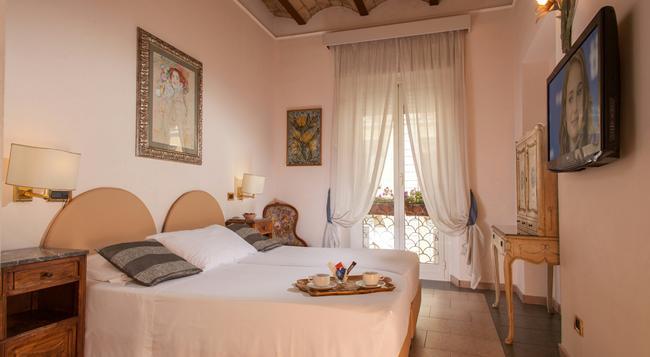 Hotel Sant'Angelo - Rome - Bedroom