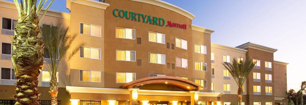 Courtyard by Marriott Anaheim Resort/Convention Center - Anaheim - Building