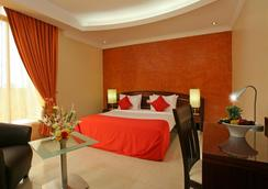 The Royale Gardens Hotel - Alappuzha - Bedroom
