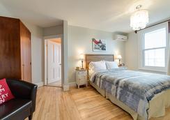 Auberge Château Des Tourelles - Québec City - Bedroom