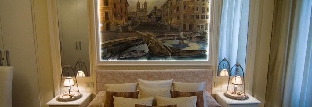 B&B Les Suites - Rome - Bedroom