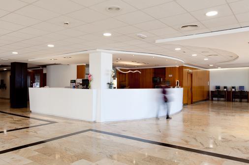 Hotel Peñíscola Palace - Peniscola - Front desk