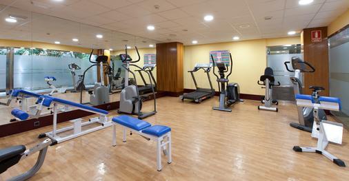 Hotel Peñíscola Palace - Peniscola - Gym