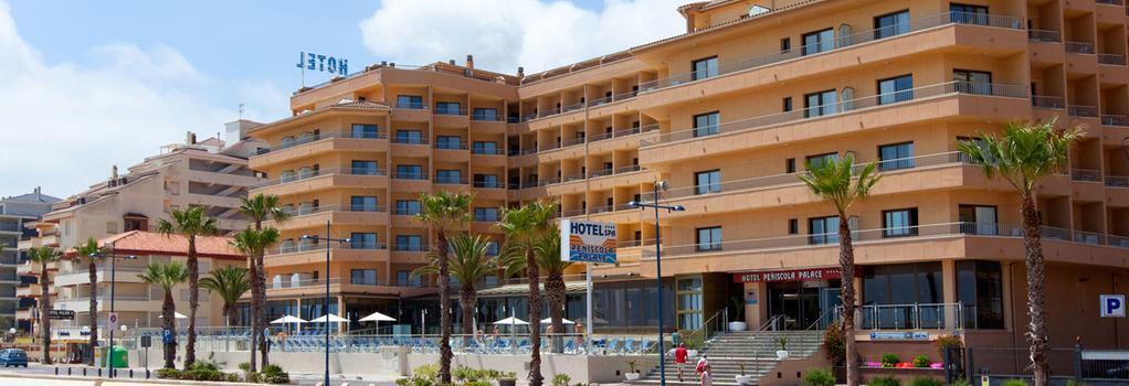 Hotel Peñíscola Palace - Peniscola - Building