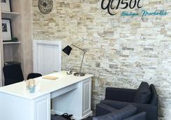 Hostal Alisol Boutique Marbella - Marbella - Lobby