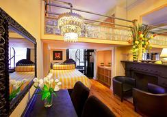 The International Cozy Inn - New York - Bedroom