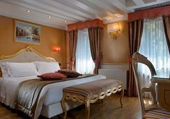 Hotel Olimpia Venice - Venice - Bedroom