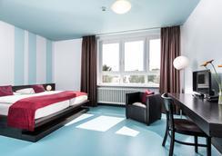 Hotel Grenzfall - Berlin - Bedroom