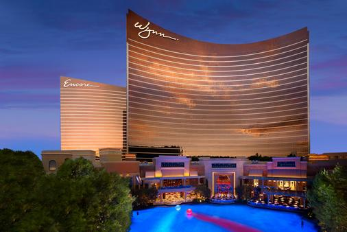 Encore at Wynn Las Vegas - Las Vegas - Building