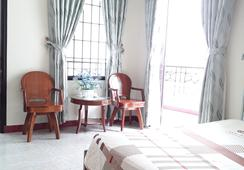 An Hoa Hotel - Nha Trang - Bedroom