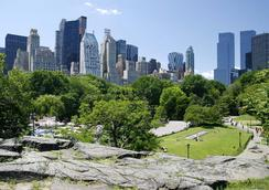 The Central Park North - New York - Outdoor view