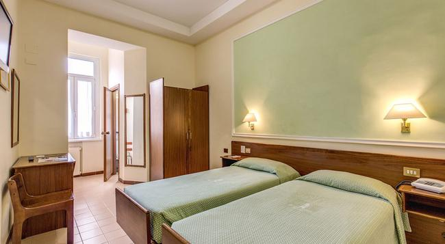 Hotel Igea - Rome - Bedroom