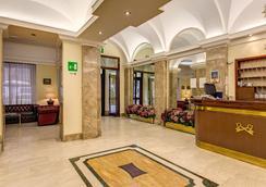 Hotel Igea - Rome - Lobby