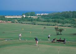 Hotel Servigroup Marina Mar - Mojacar - Golf course