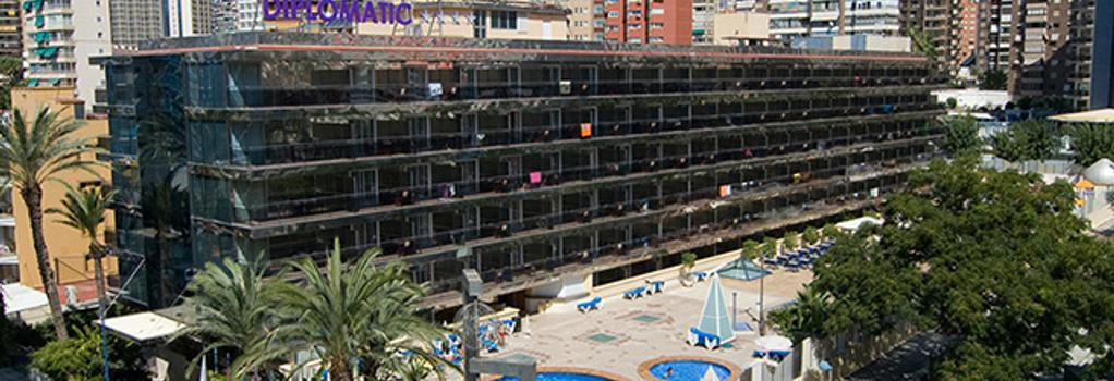 Hotel Servigroup Diplomatic - Benidorm - Building