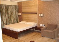 Hotel Airlink - Mumbai - Bedroom