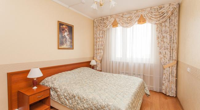 Hotel Vladykino - Moscow - Bedroom