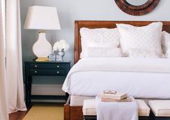 Zero George Street - Charleston - Bedroom